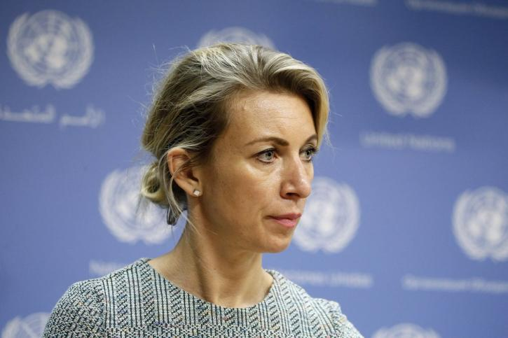«Потерялись во вселенной»: Захарова напомнила Киеву дату окончания Второй мировой войны новости,события