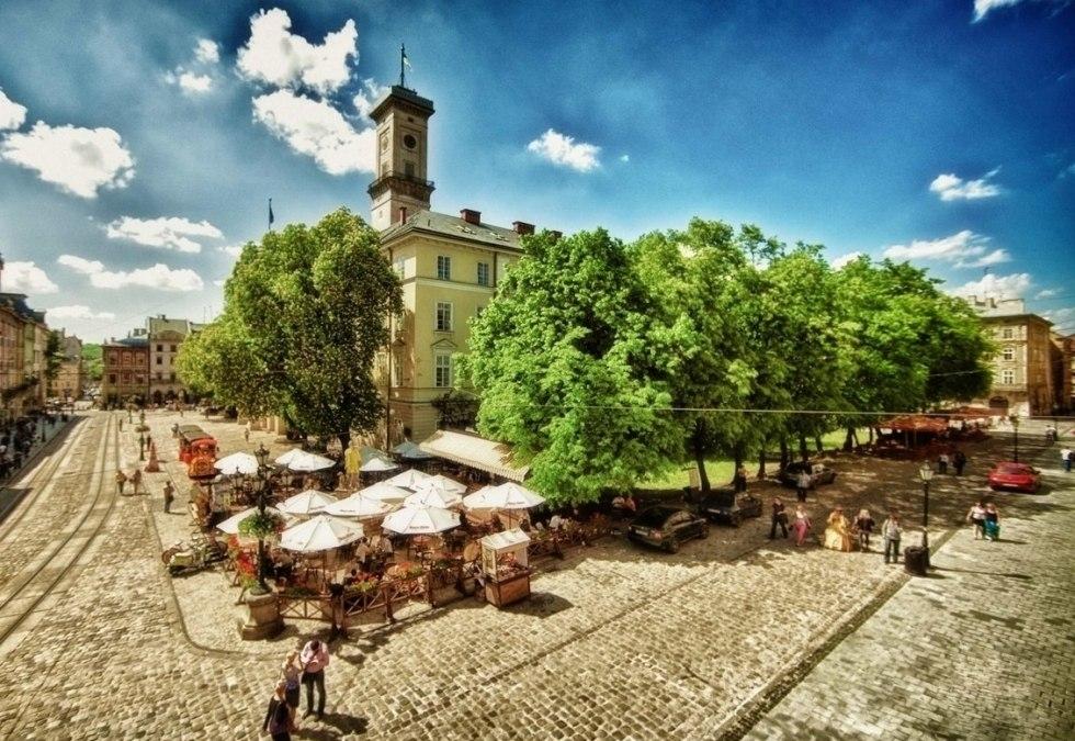 Овеянная мистикой Львовская ратуша