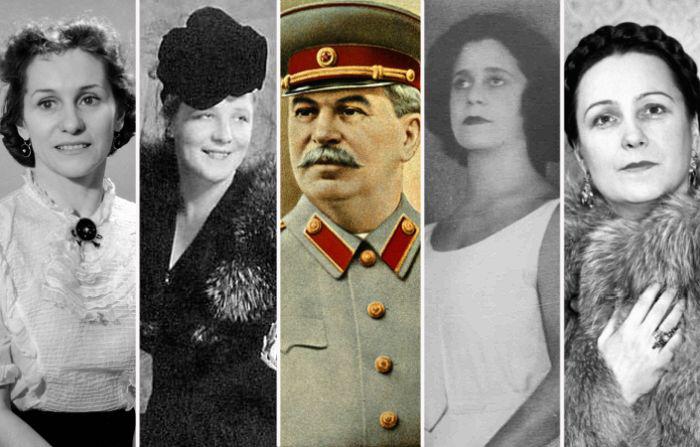 Роман с вождём: Знаменитые женщины, которым симпатизировал Иосиф Сталин