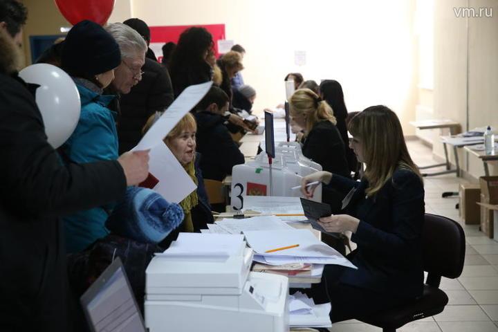 Гадящая англичанка сделала явку на президентских выборах