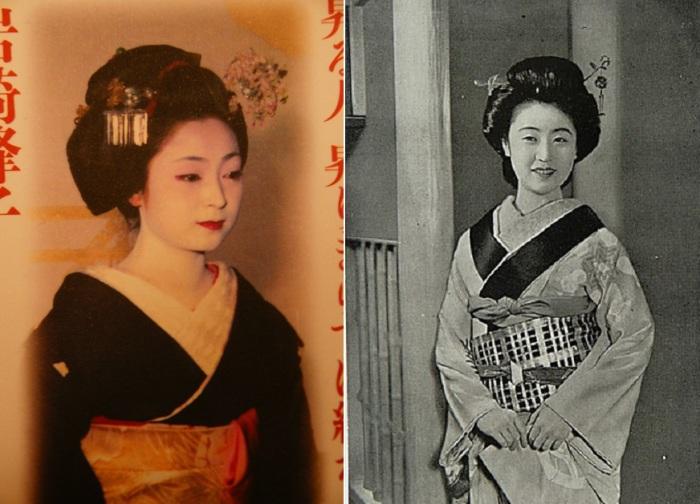 ивасаки минеко старые фотографии стенки коробки