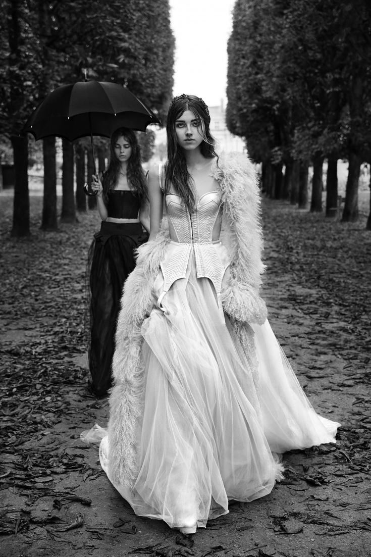 Свадебные платья от Vera Wang: детали коллекции 2018 года