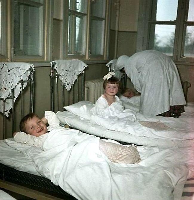 СССР глазами ребенка: Пятидневка в детском саду