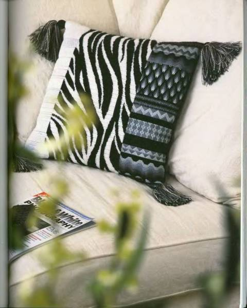 Флорентийская вышивка в технике барджелло — подборка идей для вашего вдохновения