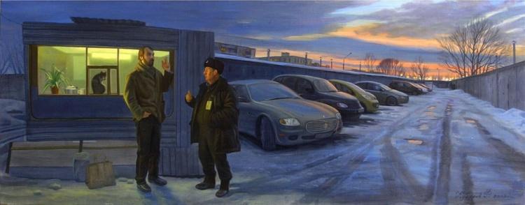 художник Филипп Кубарев картины – 16