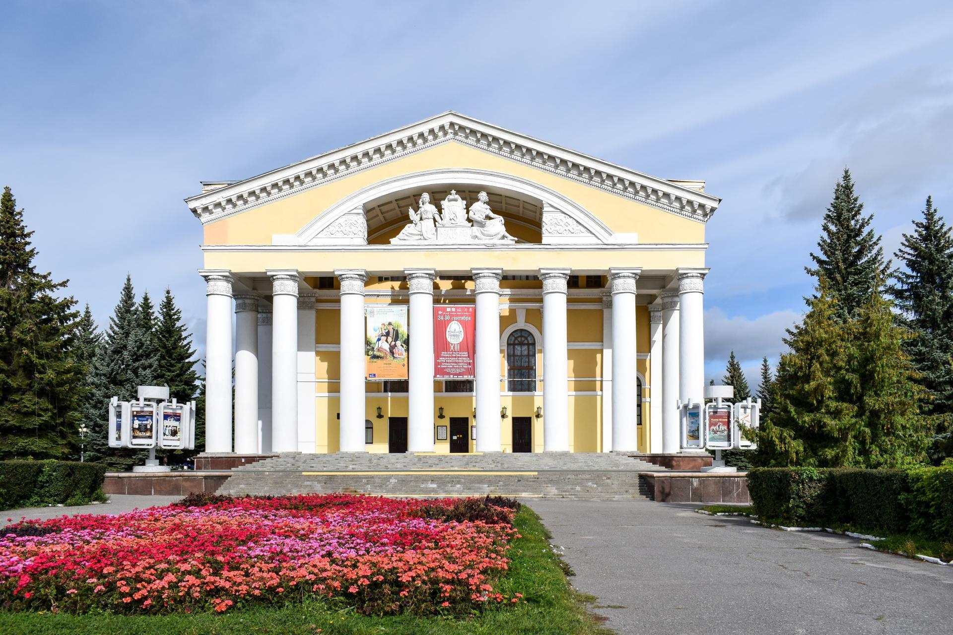 Йошкар-Ола. Один из самых фотогеничных городов России.