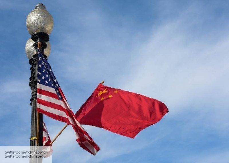 Представители Китая и США об…