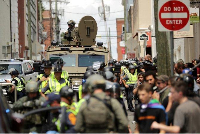 Беспорядки в Вирджинии: посо…