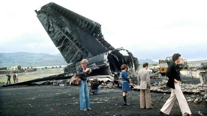 Пятерка масштабных авиакатастроф
