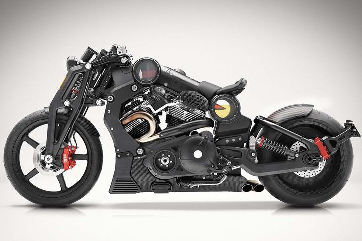 Крутые двухколесные монстры мотоциклы,новости