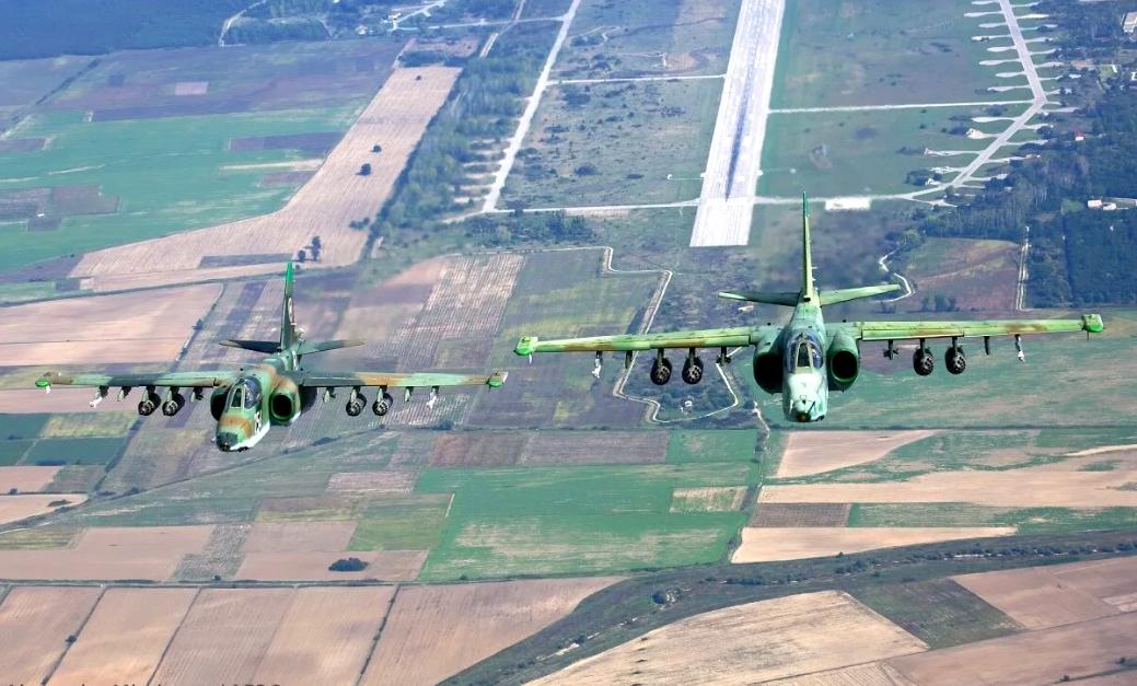 Вернет ли Лукашенко штурмовики НАТО, оказавшиеся в Белоруссии Александр Лукашенко,Беларусь,Мировое обозрение,НАТО,Су-25К,Су-25УБ,США