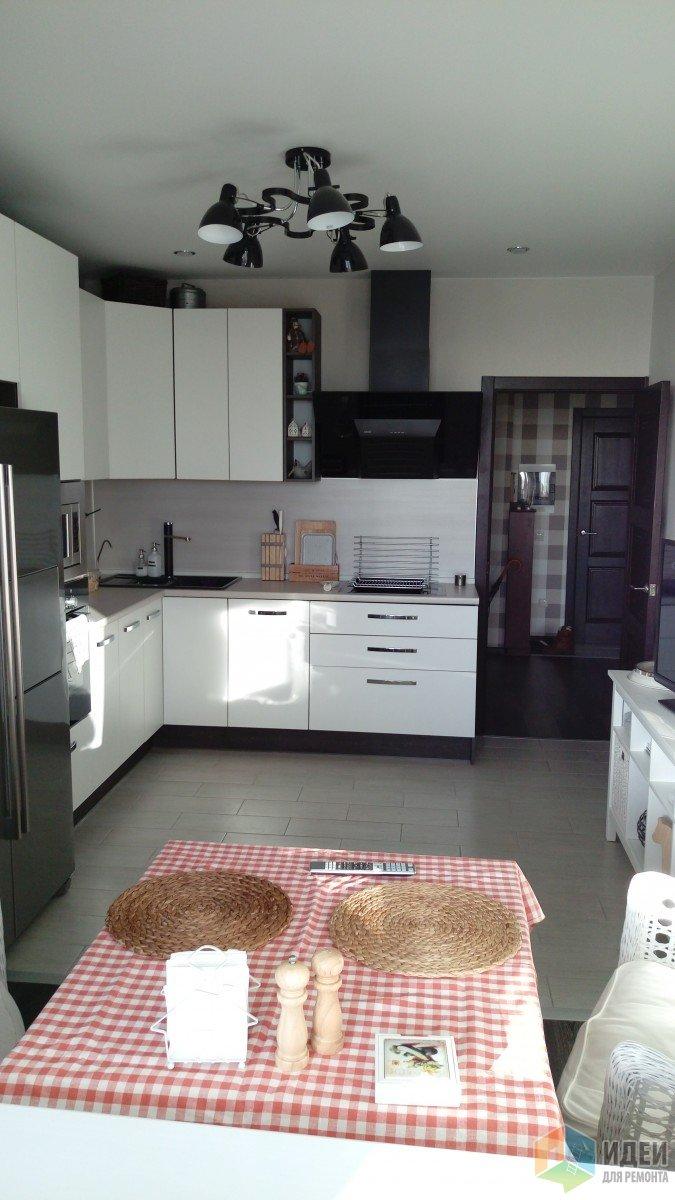 Кухня + кабинет. Идеи для ремонта