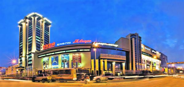 Торговый центр «Галерея Чижо…