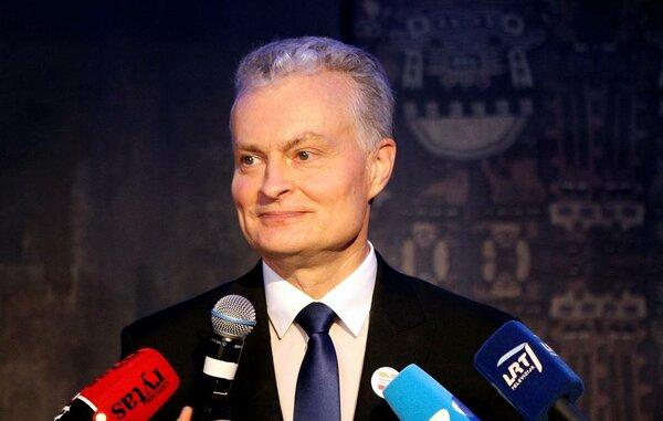 Президент Литвы объявил Путину молчанку из-за общей границы с Россией новости,события