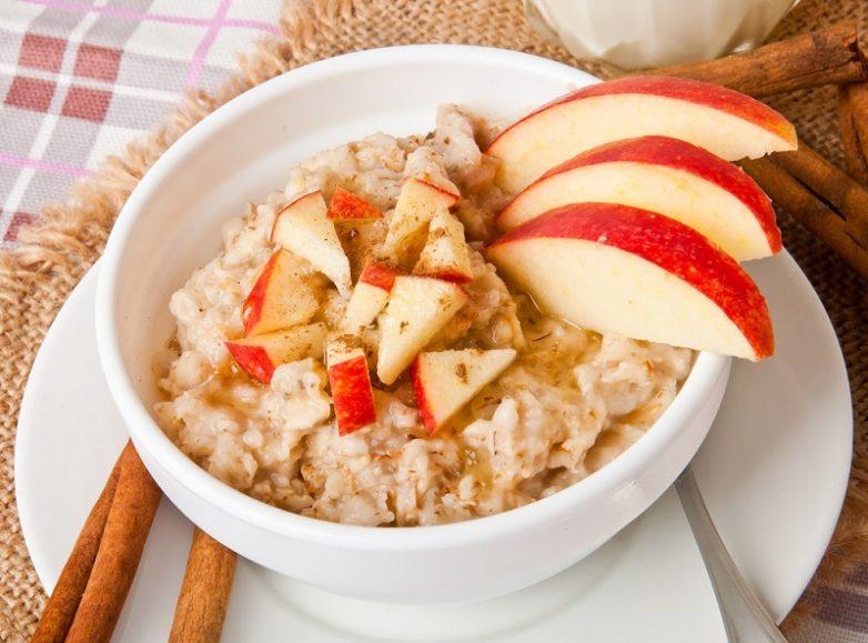 Яблочна рисовая диета