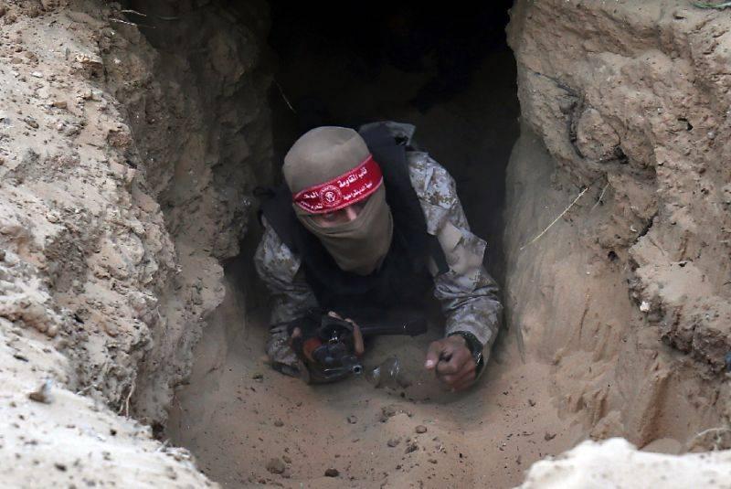 Беспощадный подземный бой: Израиль готовится к туннельной войне