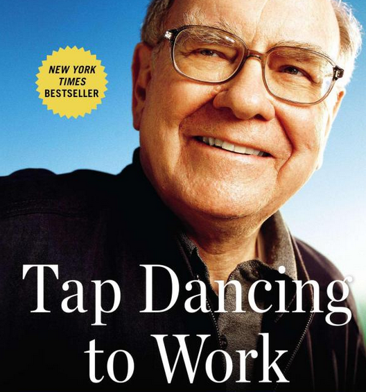 arren buffett tap dances - 528×565