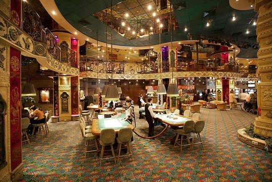 Shangri La Yerevan: VIP service, popular games, elite restaurant
