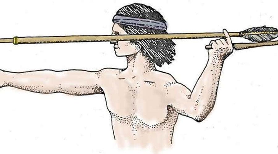 10 видов древнего оружия, которые историки считают самыми опасными древнее холодное оружие,Инвентарь,копье,огненное копье,посох,холодное оружие,цепь