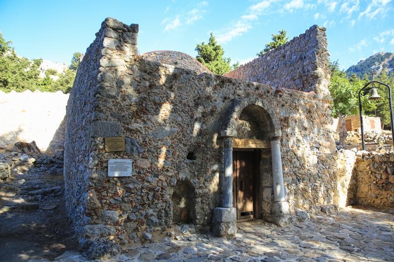 Фото остров Кос, Греция.