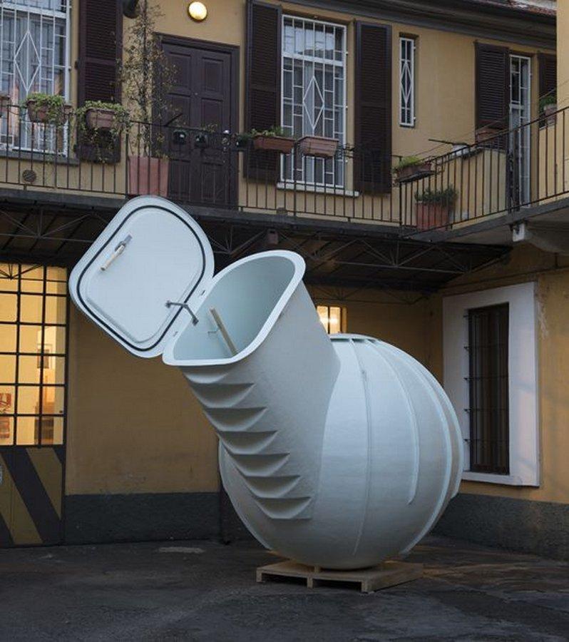 Голландский дизайнер заново изобрела погреб в мире, изобретение, погреб, холодильник