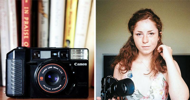 Фотограф целый месяц снимала камерой стоимостью 1 доллар, и вот что получилось