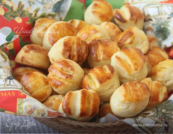Картофельные пышки от Фаркаша Вилмоша (Burgonyás pogácsa)