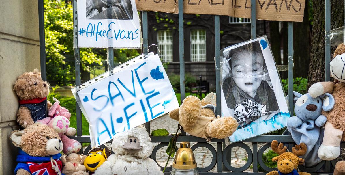 В Британии приговорили к смерти двухлетнего ребёнка