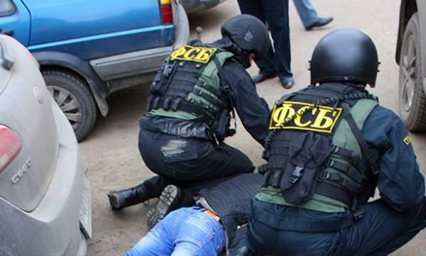ФСБ задержала жителя Крыма за участие в боевых действиях на Украине
