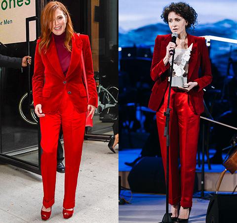Модная битва: Джулианна Мур против Ксении Раппопорт