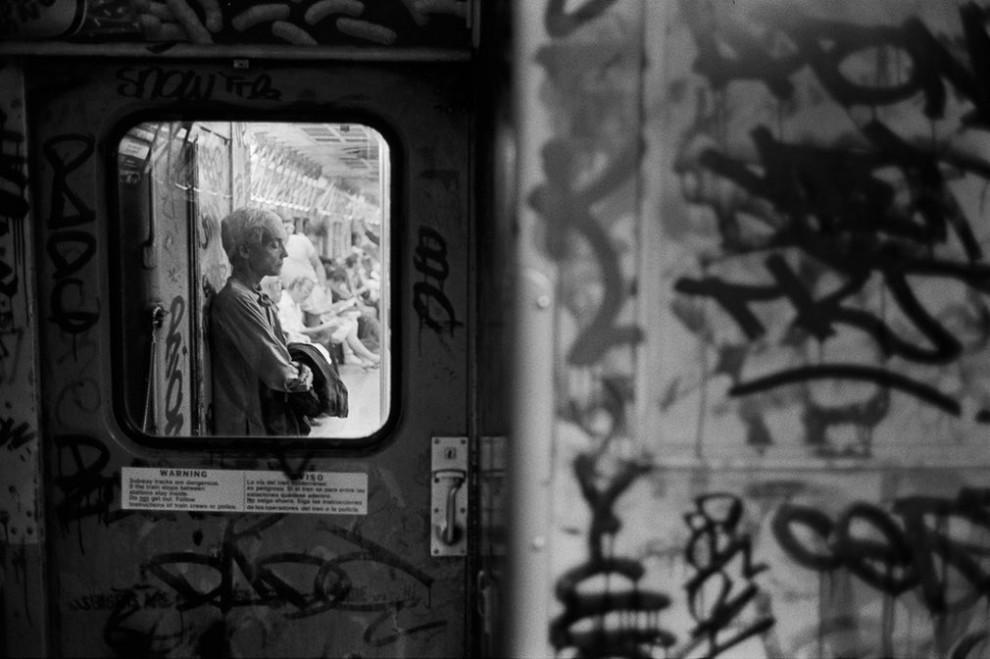 Глаза города: уличная фотография Ричарда Сандлера