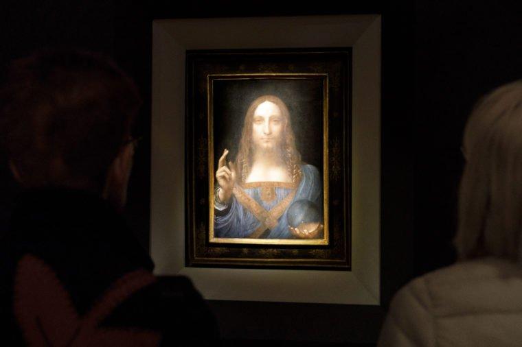 13 странных неразгаданных тайн мира искусства