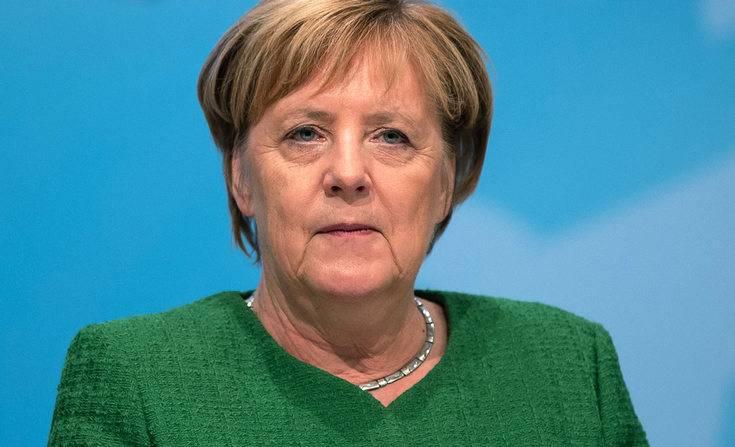 Меркель: У России не должно быть претензий на Азовское море
