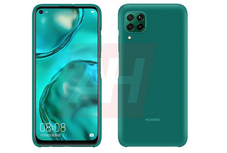 В сети появились фото Huawei Nova 6 SE с четырьмя камерами новости,смартфон,статья