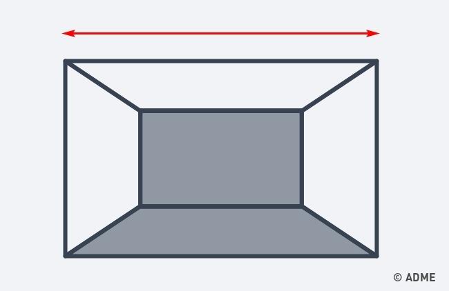 10 способов зрительно увеличить маленькую комнату