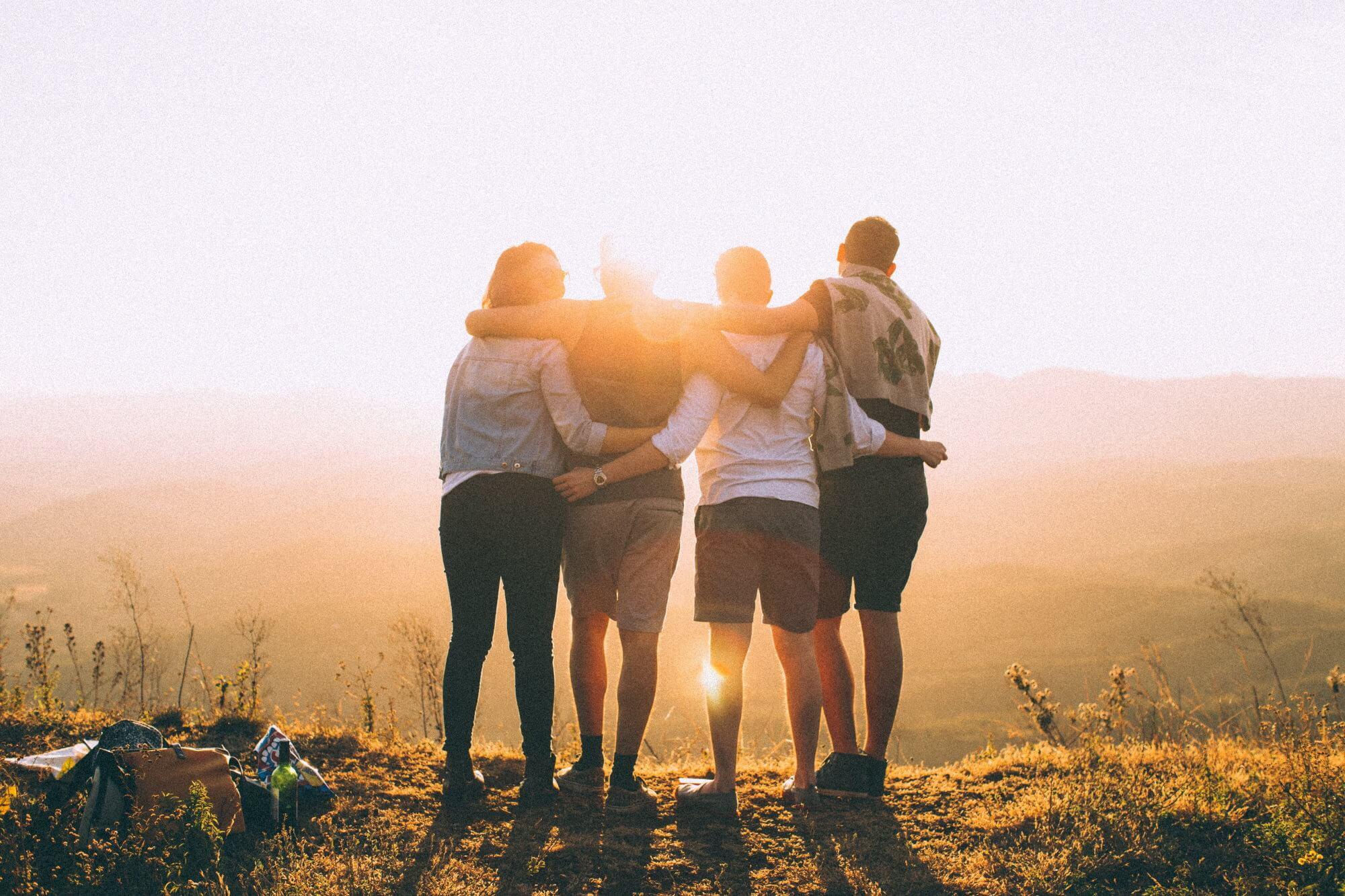красивые фотографии дружбы говорю