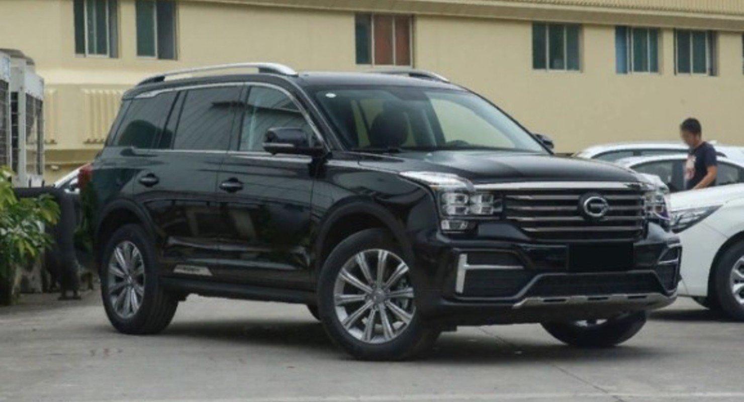 GAC вывел на тесты нового конкурента Toyota Land Cruiser Prado Автоновинки