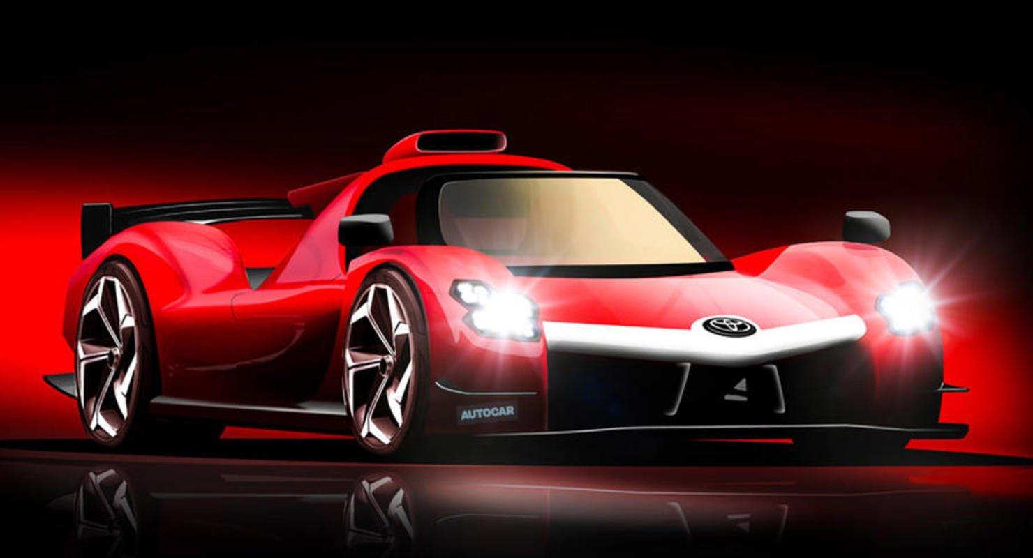 Toyota увенчает модельный ряд GR 986-сильным GR Super Sport Автомобили