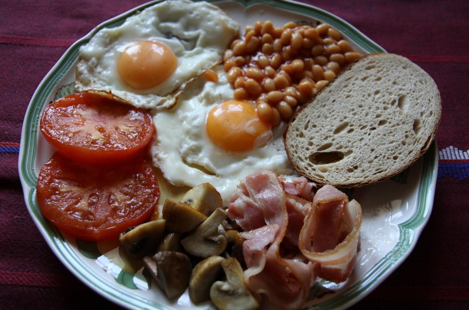 Завтракай, как король завтрак,кухни мира