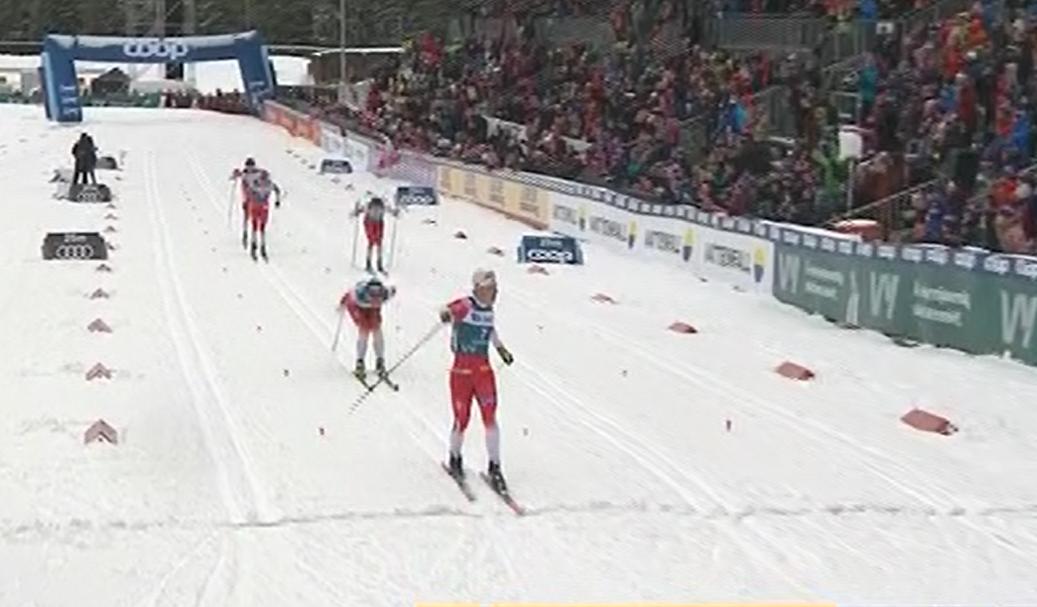 Чем пичкают норвежских лыжников?