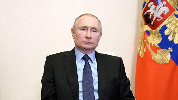 Путин назвал причину референдума в Крыму по воссоединению с Россией