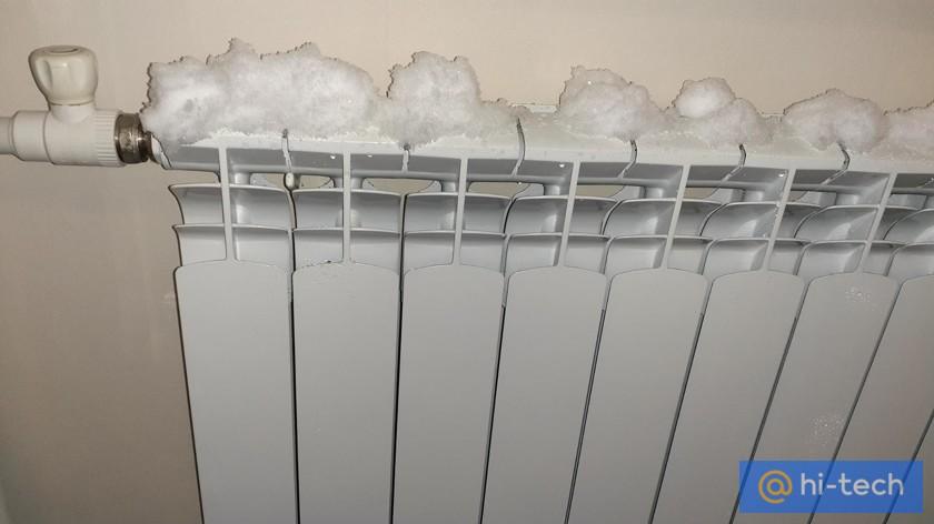 Как отапливать дом холодной водой. Простой способ