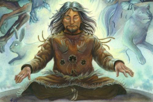 Джонатан Хорвиц: шаманская р…