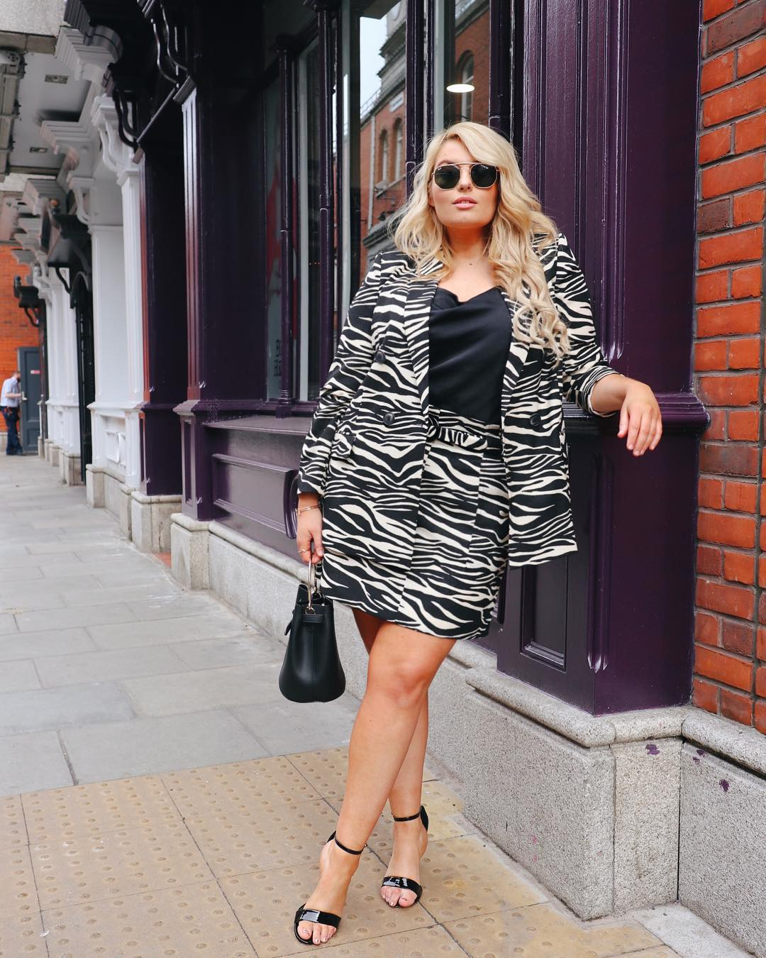 """Деловой стиль лета 2019 для дам размера """"плюс"""" - 12 элегантных образов мода,мода для полных,модный обзор,образ,тенденции"""