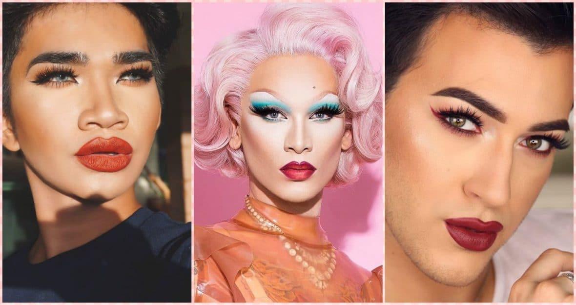 15+ фото мужчин, которые хотят доказать, что макияж идёт всем!