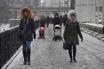 День защитника Отечества может стать самым холодным днем за зиму в Москве