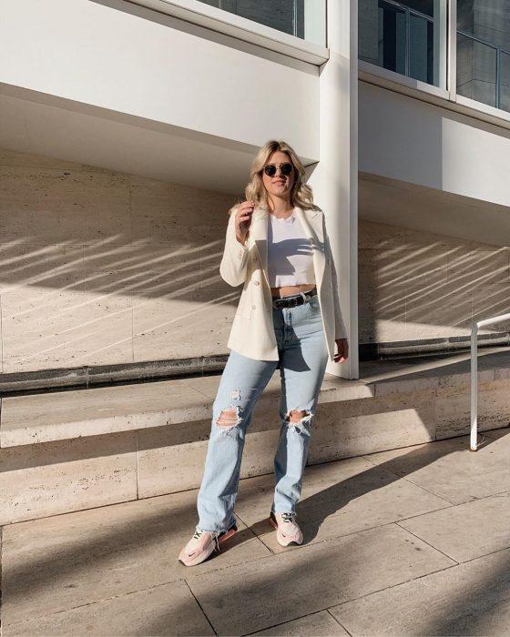 Какие джинсы купить, чтобы они сели идеально: 5 моделей потипу фигуры