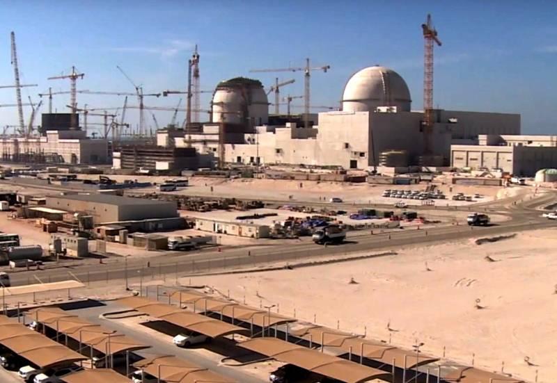 В арабском мире начинает эксплуатироваться первая АЭС: угрозы для электростанции