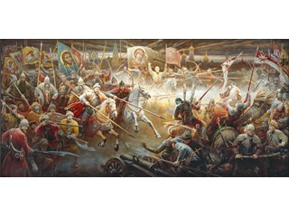 29 марта 1611 года поднято восстание против польского гарнизона, стоявшего в столице история