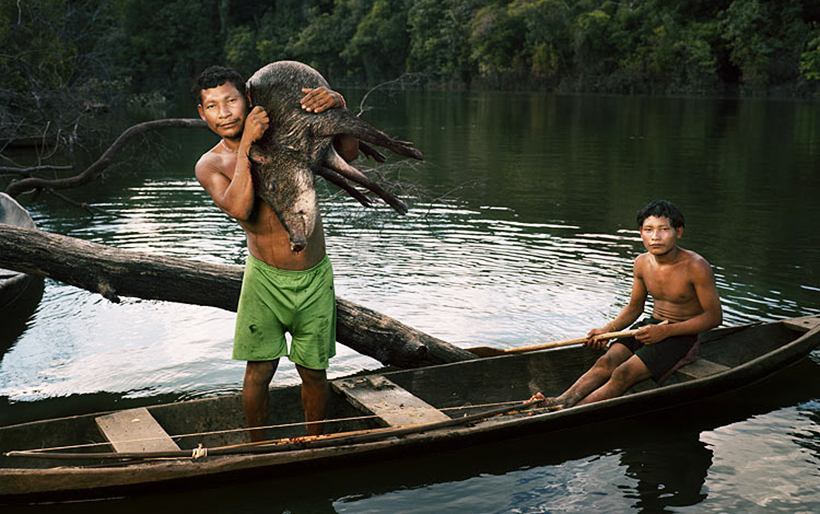 Пирахи— племя, которое неспит. Ипочему пообщавшись сними миссионер стал атеистом интересные люди,интересные факты,история,мир,природа